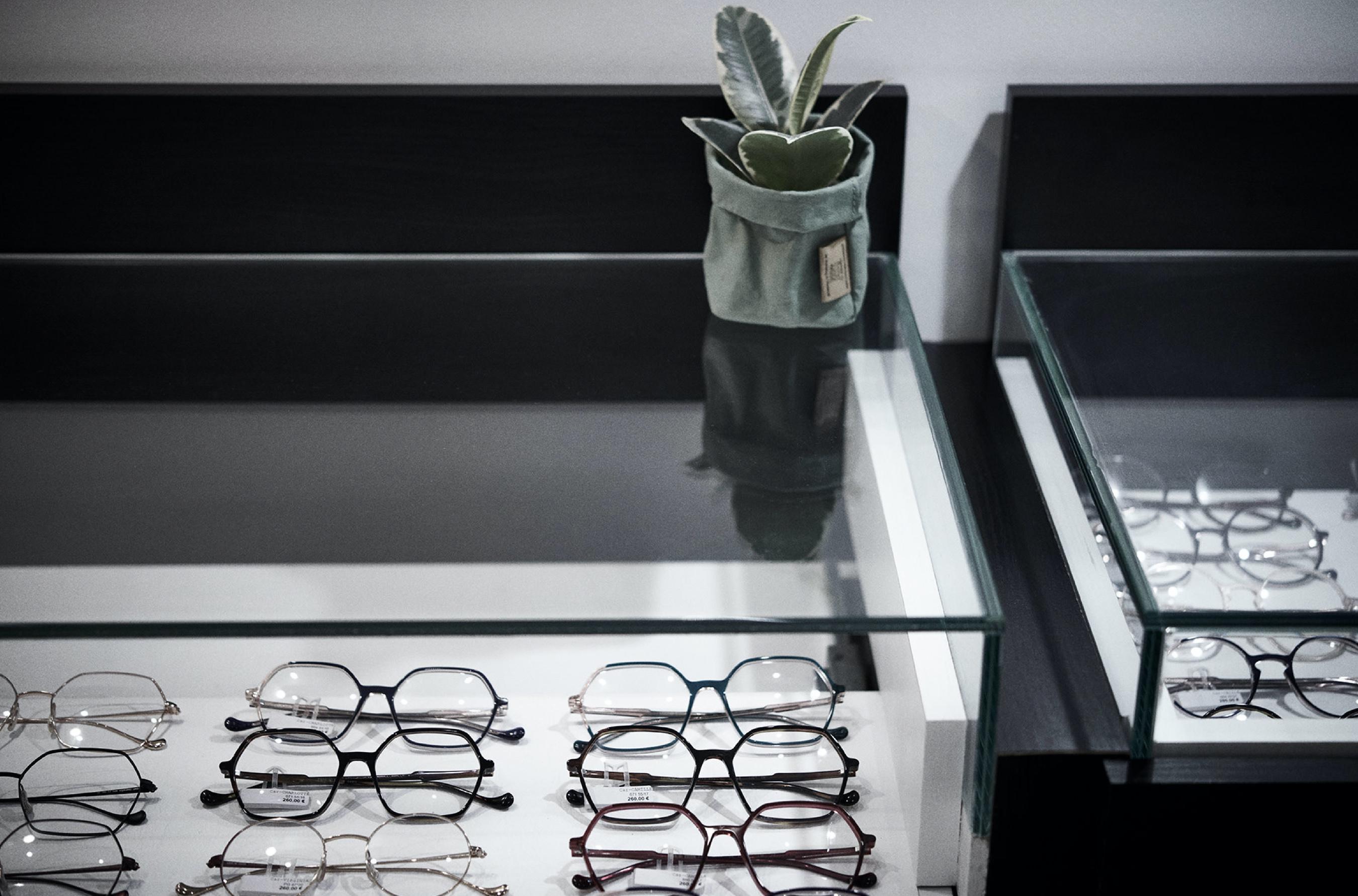 à propos des lunettes Imagin optique