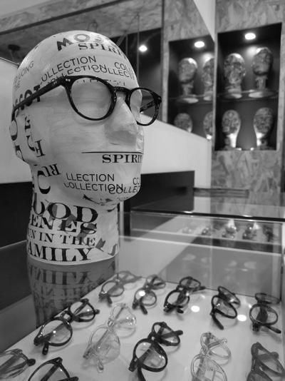 mannequin lunette