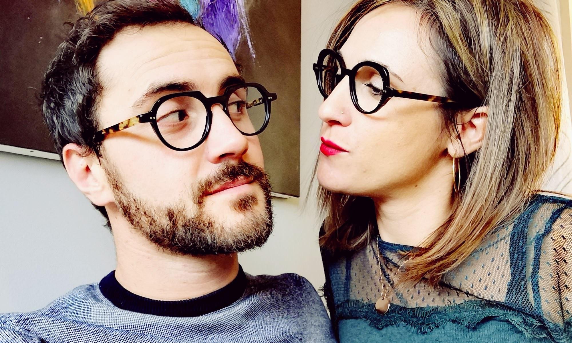 lunette marque La Brique et la Violette